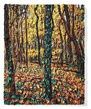 "186. Robert Terry, ""Yellow Woods""."