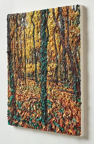 "Robert terry, ""yellow woods""."