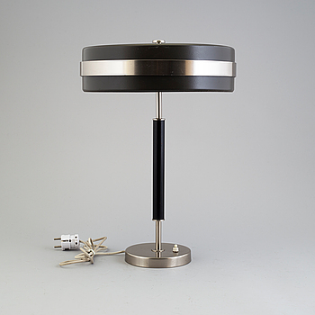 A 1960s table light.