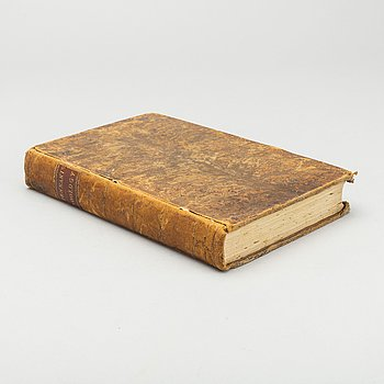 BRITISH ZOOLOGY, vol III, Thomas Pennant, London 1769.