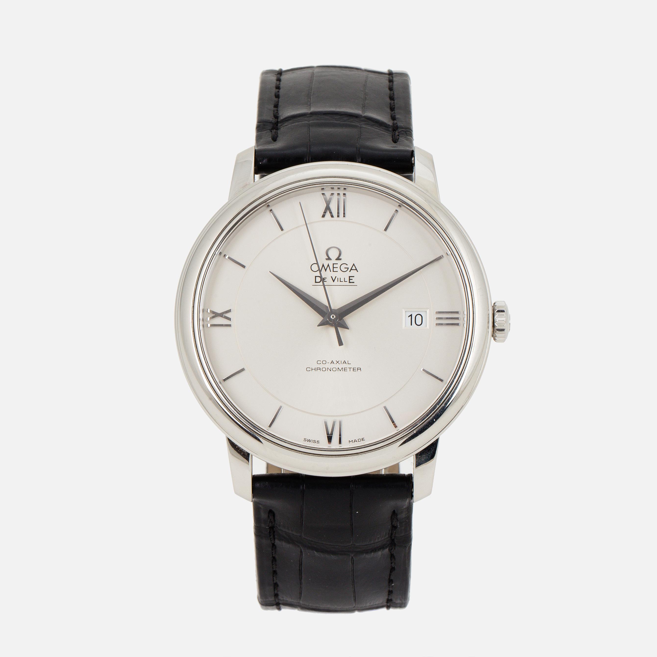 OMEGA, De Ville, New Prestige, Co-Axial, Chronometer
