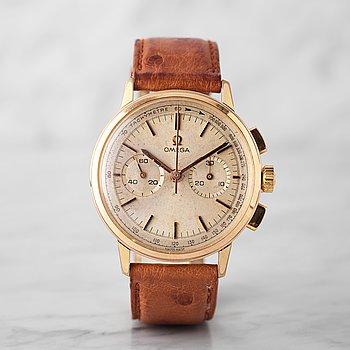 17. OMEGA, chronograph.