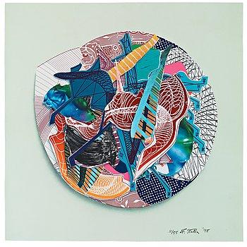 """315. Frank Stella, """"Eusapia""""."""