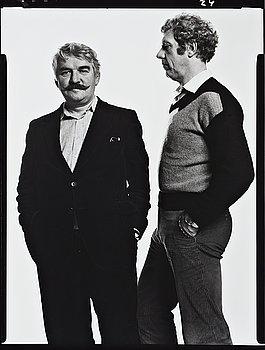 """309. Hans Gedda, """"Hasse & Tage"""", 1980."""