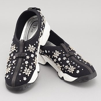 "CHRISTIAN DIOR, sneakers, ""Dior Fusion""."