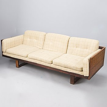 POUL CADOVIUS, SOFFA, for France & Son Danmark, 1960-tal.