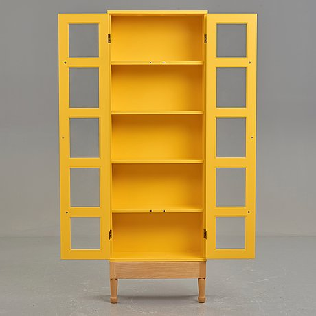 """Mats theselius, a """"national geographic"""" cabinet by källemo, sweden, circa 1990."""