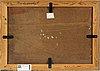 Lindorm liljefors, oil on masonite, signed lindorm l and dated -47.