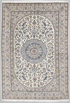 MATTA, Nain, part silk, 340 x 235 cm.