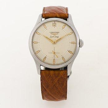 LONGINES, Sport Chief, wristwatch, 35 mm.