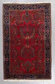 MATTA, Sarouk, old/semiantik, 200 x 128 cm.