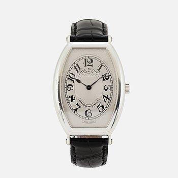 PATEK PHILIPPE, Gondolo, armbandsur, 49,5 x 32 mm.