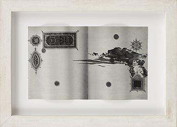 "SAAD QUERESHI, ""Mad Sacred Words"", Utfört 2013."