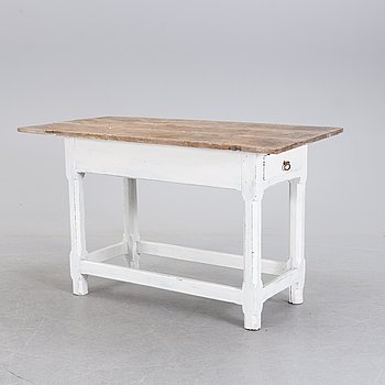 An early 19th century table.