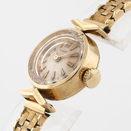 Tissot, wristwatch, 17 mm