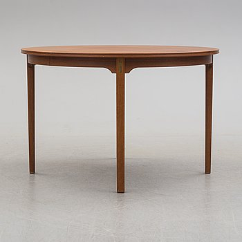 A second half of the 20th century dining table.