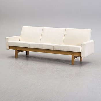 An 'Accent' sofa by Yngve Ekström, Swedese.