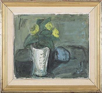 PÄR LINDBLAD, oil on canvas, signed.