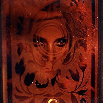 "217. Mikael Jansson, ""Amber Valetta, New York Studio, 2000""."