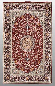 MATTA, Isfahan part silk, signerad ,185 x 110 cm.