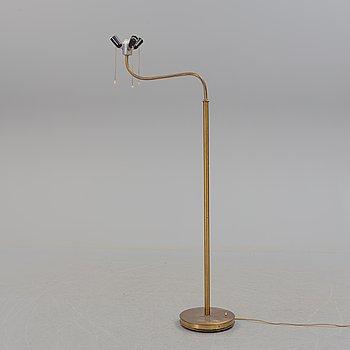 a model 2368 floor ligth by Josef Frank for Firma Svenskt tenn, second half of the 20th century.