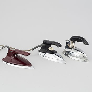 A set of irons by Sixten Sason and Ralph Lysell, 1940-60's.