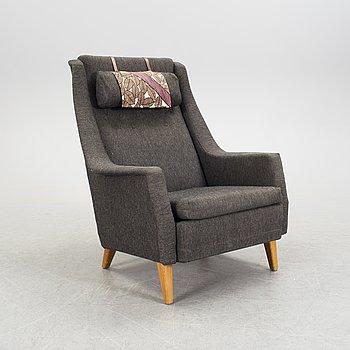 A 1950's DUX easy chair.