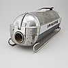 A model 30 vacuum cleaner by lurell guild, electrolux, usa, 1937.