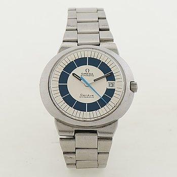 OMEGA, Dynamic, armbandsur, 34 x 42 mm.