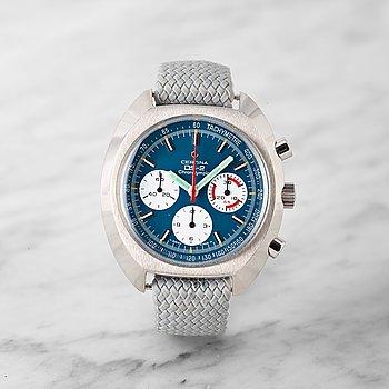 5. CERTINA, DS-2, Chronolympic, chronograph.