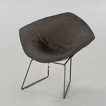 "A chair by Harry Bertoia, model ""Diamond chair"", 1950s/60s."