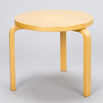 ALVAR AALTO, bord modell 90D, Artek 1900-talets slut.