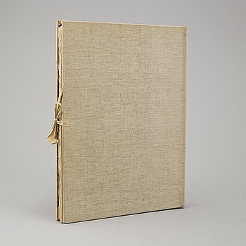 GEORGES BRAQUE, bok, utgiven av Maeght Editeur, Paris, 1948.