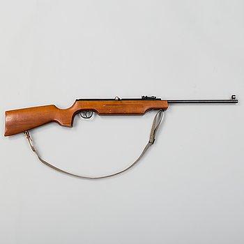 A Haenel mod. 310 air gun.