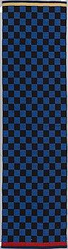 GALLERIMATTA, maskingjord, ca 297 x 78,5 cm, sannolikt Kasthall.