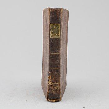 BOK. Om teater, 1789.