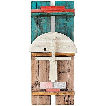 15. John Kandell, väggskulptur, unik, 1980.