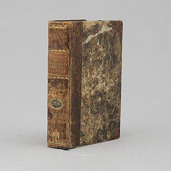 BOK. Om Brasilien, med graverade planscher, 1819.