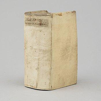 BOK. Hugo Grotius, 1658.