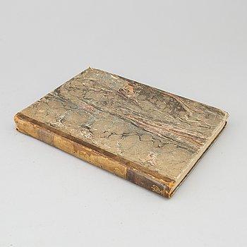 BOK. Med 9 stycken graverade planscher, 1681.