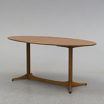 A 'Plommonet' table by Kerstin Hörlin-Holmquist for AB Nordiska Kompaniets verkstäder.