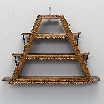 TAVLETT, allmoge, 1800-tal.