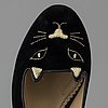 Charlotte olympia, shoes, size 37 1/2.