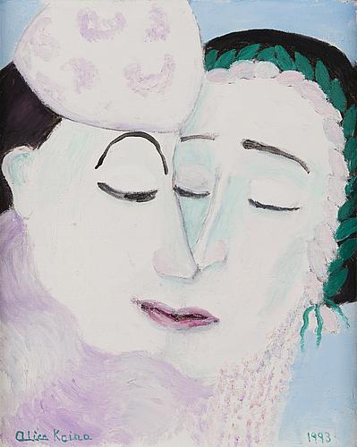 Alice kaira, 'affection'.