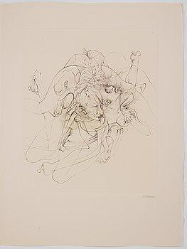 """577. Hans Bellmer, """"Petit traité de morale"""" (10)."""