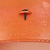 """Gaetano pesce, a """"nobody's perfect"""" chair for zerodisegno 2003."""