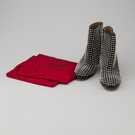 Christian louboutin, shoes, size 43.