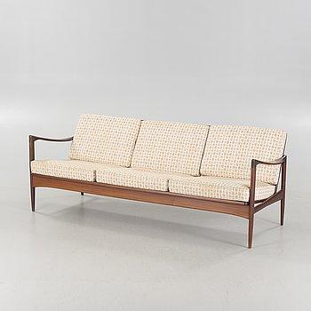 "IB KOFOD LARSEN, soffa, ""Kandidaten"", OPE Möbler, Jönköping, 1960-tal."
