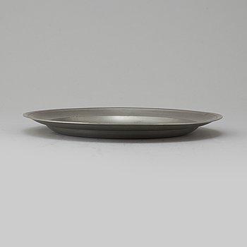 NILS FOUGSTEDT,  FAT, tenn, Firma Svenskt Tenn, 1931.