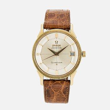 "OMEGA, Constellation, ""Pie-Pan"", Chronometer, wristwatch, 34 mm,"